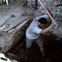 Campagna di scavi 2001