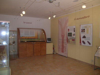 antiquarium di santa maria in portuno